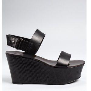 Vera Wang Lavender Label Taryn Wedge Sandals
